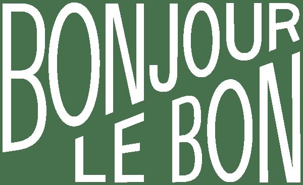 Logo https://bonjourlebon.fr/