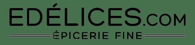 Logo de l'épicerie fine https://www.edelices.com/